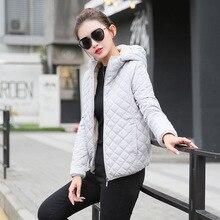 New Fashion Warm Womens Coat Pocket Solid Female Brief Females Basic Slim Outerwear Plus Velvet Thickening Winter Jacket Women