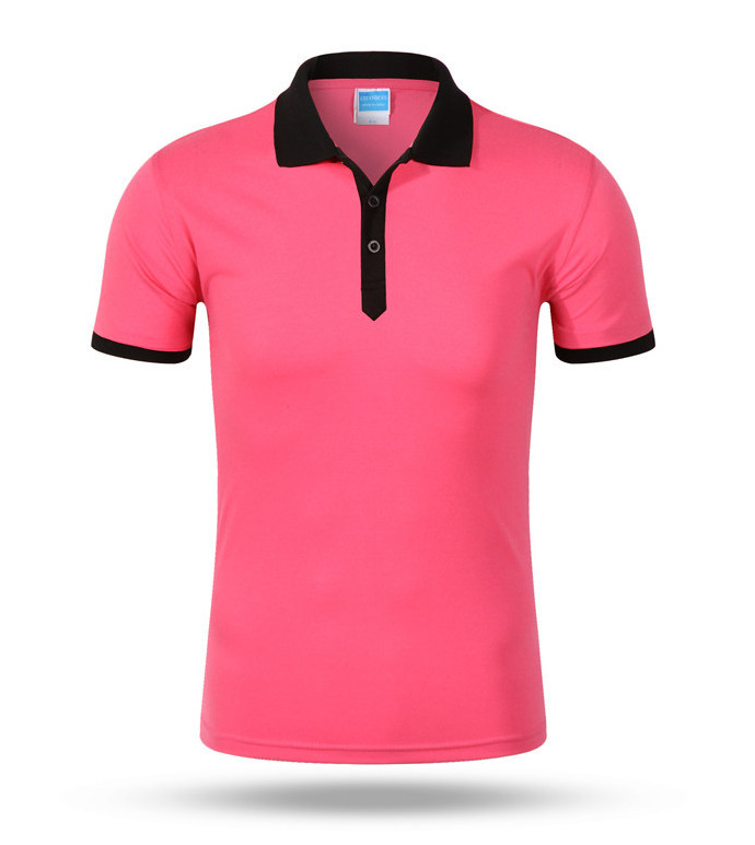 Kvalitní plus-size S-XXXL 2017 letní styl nové dámské a dámské volný čas dámské a pánské kontrastní košile AU0050