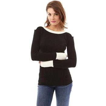 Casual Pullover Knitted Sweater4