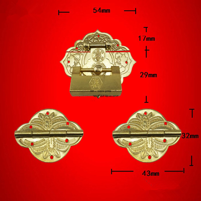 Aliexpress Com Chinese Vintage Wooden Jewelry Box Vase Buckle