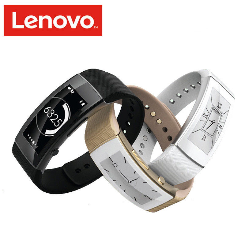 Lenovo VB10 Smart band Wristband Push message Pedometer Tracker IP65 Waterproof Fitness Bracelet for Android IOS