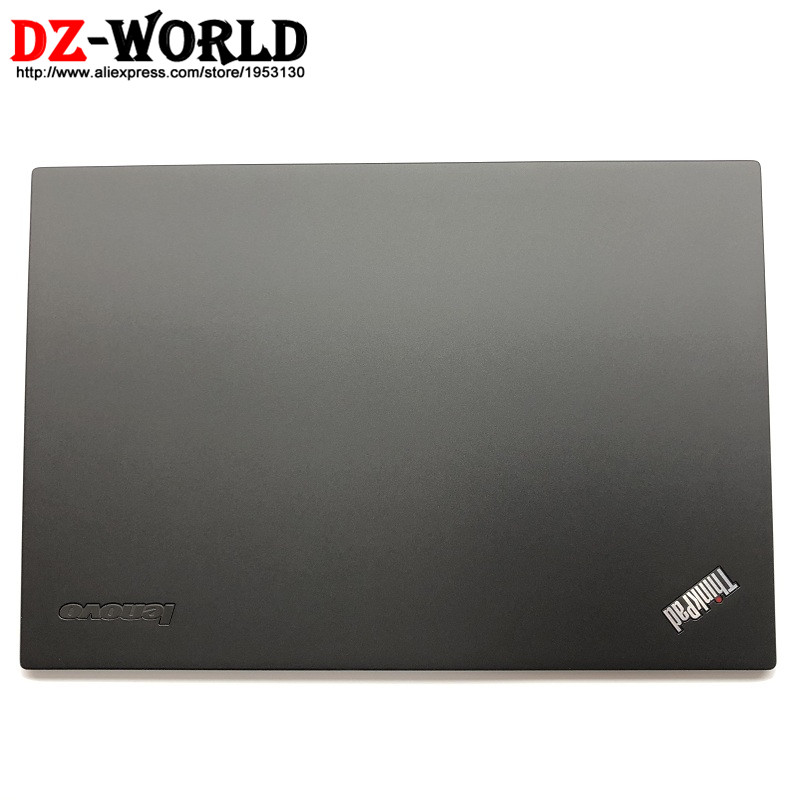 New Original for Lenovo ThinkPad <font><b>T440S</b></font> T450S Touch LCD Rear Back <font><b>Cover</b></font> Case Display Screen Lid Shell 00HN682 SCB0G57225 00HT234 image