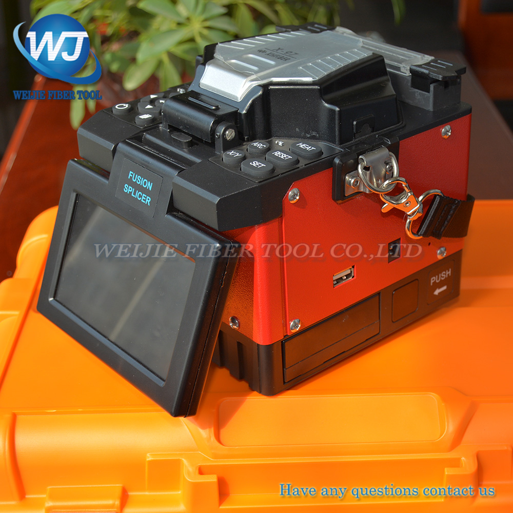 2018 Smart X-97 FTTH Fusion Splicer Optical Fiber Fusion Splicer FTTx Fiber Optic Fusion Splicing Welding Machine Free Shipping2018 Smart X-97 FTTH Fusion Splicer Optical Fiber Fusion Splicer FTTx Fiber Optic Fusion Splicing Welding Machine Free Shipping