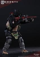 1/6 Scale 73010 1:6 Doomsday войны серии конец войны Death Squad K Цезарь фигурку