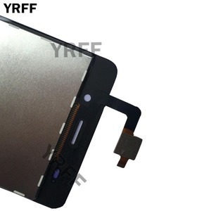 Image 5 - 5 Mobile Phone LCD Display For BQ BQS 5020 BQS 5020 Strike LCD Display Touch Screen Complete Assembly Tools Protector Film