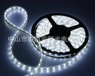10meters/lot 5050 5m 300 leds SMD led strip Waterproof 60 led per meter Cool white