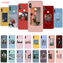 Lavaza Lock Screen Aesthetic Hard Case for Huawei