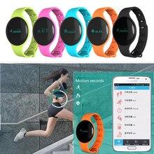 Smart Gesundheit Bluetooth H8 Fitness Armband Sport Digital-uhr Smartwatch Pedometer Schlaf-tracker für iOS Android Smartphone