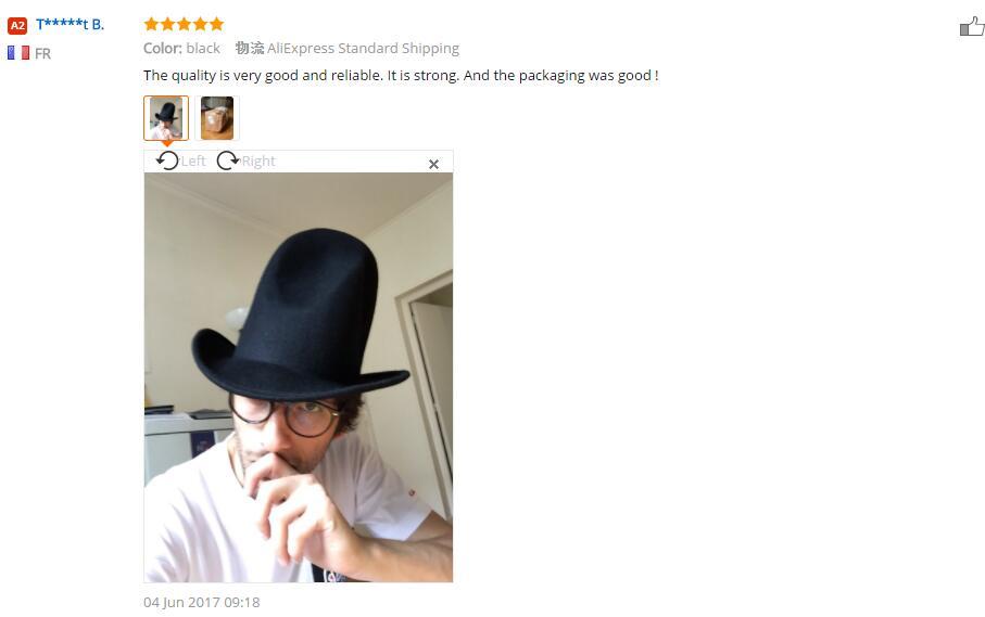 Fedora hat 1