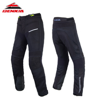 BENKIA Motorcycle Motocross Pants Moto Jeans Men Breathable Mesh Pants Motorbike Moto Racing Pants MotorcyclePants PS20