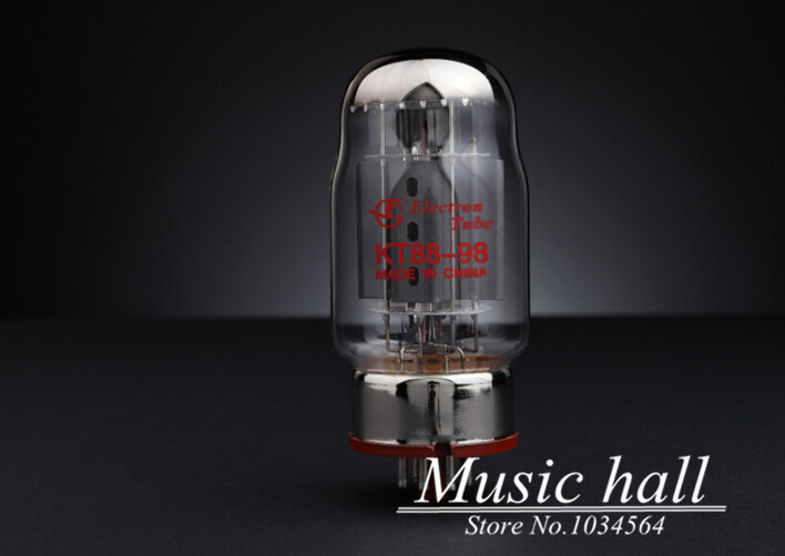 купить Douk Audio newest Shuguang KT88-98(replacing KT88 EL34) Vacuum Tube HIFI 1PCS for tube amplifier Free Shipping недорого