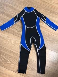 Image 5 - Nowy neomotion neoprenowy kombinezon do nurkowania łowiectwo podwodne pianka do nurkowania sprzęt do nurkowania Surf Spear Fishing Wetsuit dla dzieci