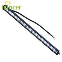 19inch 54W For Cree Chip Slim LED Work Light Bar Lamp Foglight Offroad LED Tractor Work