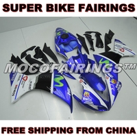 Free Shipping Fairings For Yamaha YZF R1 2009 2010 2011 Motorcycle ABS Fairing Kit Movistar