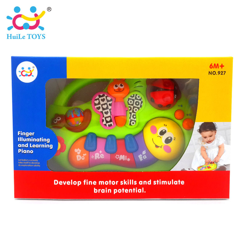 HUILE-TOYS-927-Baby-Toys-Learning-Machine-Toy-with-Lights-Music-Learning-Stories-Toy-Musical-Instrument-for-Toddler-6-month-5