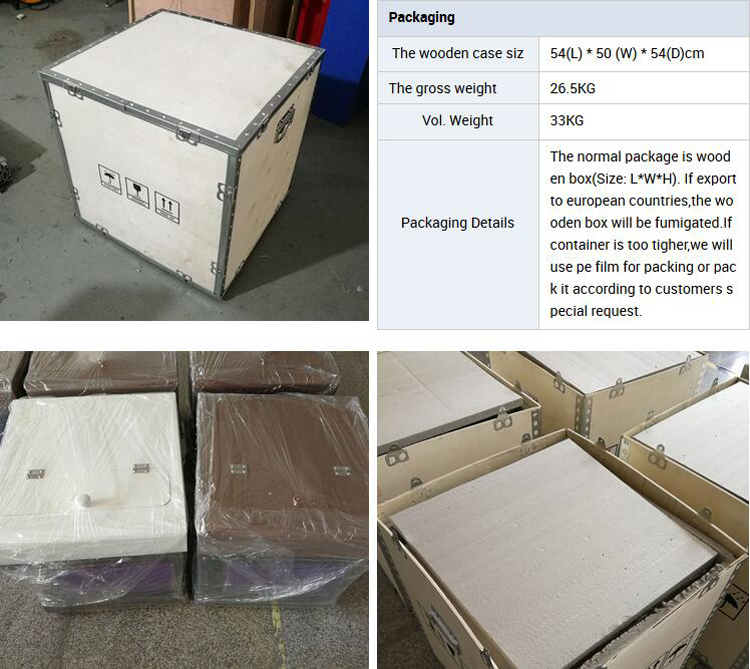 packing of coffee printer