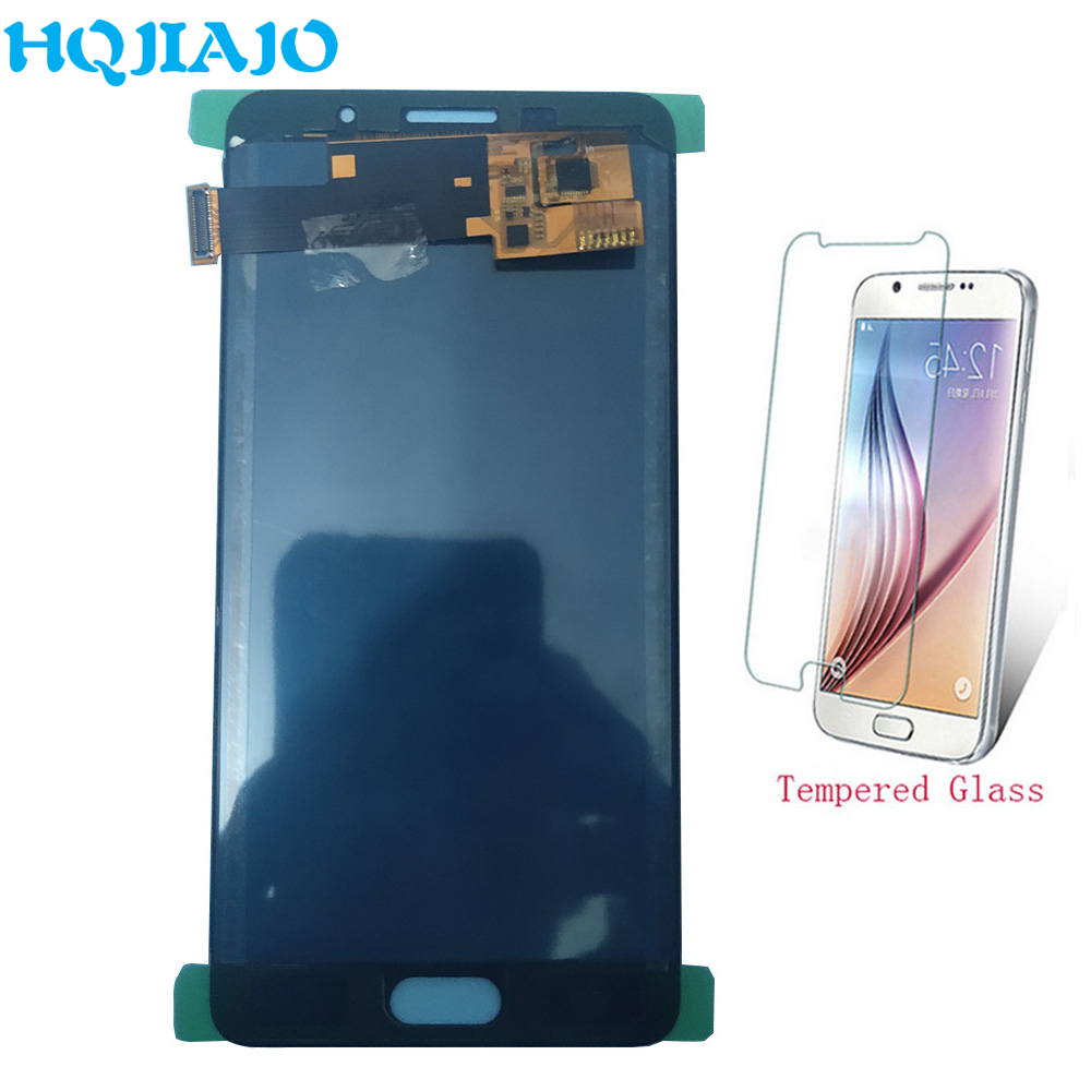 Test LCDs Screen For A5 2016 A510F Adjust TFT <font><b>LCD</b></font> Display Touch Screen Digitizer For <font><b>Samsung</b></font> <font><b>Galaxy</b></font> A5 <font><b>A510</b></font> A510M A510Y image