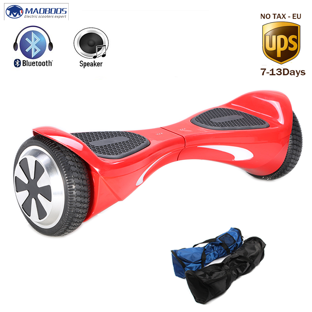 Hoverboard Self Balance Electric Scooter Hover board HX Gyroscope Skateboards Overboard Oxboard Stand Up Bluetooth Hoverboards