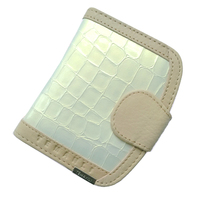 Wholesale Genuine Leather Women S Short Design Wallet Fashion Classic Crocodile Pattern Purse Female Wallet