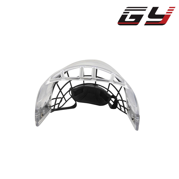 Hockey helmet Combo cage mask & Shield Anti-Fog & Anti-Scratch visor senior size L A3 steel PC magideal ice hockey helmet soft eva liner with cage for player hockey face shield xs s m l xl
