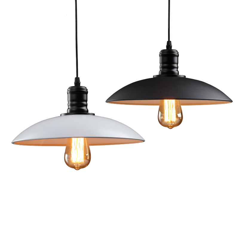 NEW Vintage Iron Pendant Light Industrial Loft Retro Droplight Bar Cafe Bedroom Restaurant American Country Style Hanging Lamp vintage loft industrial edison flower glass ceiling lamp droplight pendant hotel hallway store club cafe beside coffee shop