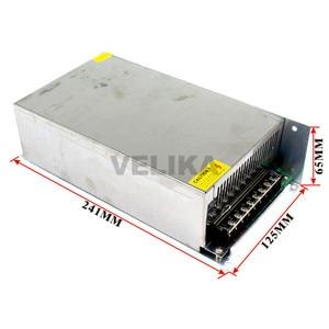 Image 4 - Single Output Switching power supply 1200W 48V 25A Transformer 110V 220V AC TO DC48V SMPS for LED Light CNC Stepper Motor CCTV