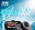 Blackview a12 a12 mini dvr cámara del coche de ambarella full hd 2560*1440 P Grabador de vídeo GPS Logger dashcam Cuadro Negro con GPS función