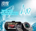 Câmera do carro ambarella blackview a12 a12 mini dvr full hd 2560*1440 P dashcam GPS Logger Gravador de vídeo Caixa Preta com GPS função