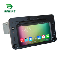 KUNFINE Android 7 1 Quad Core 2GB Car DVD GPS Navigation Player Car Stereo For Alfa
