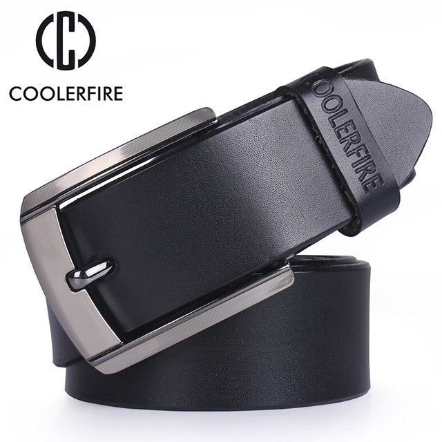 Luxury Genuine Leather Belt 2