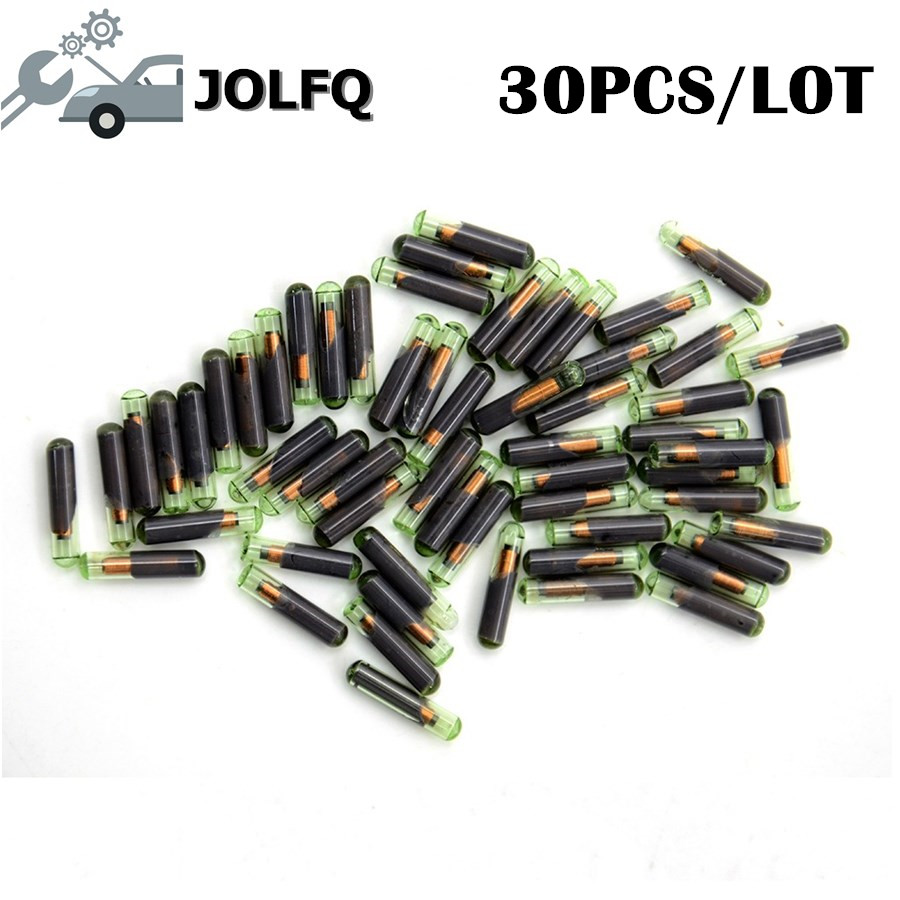 free shipping!!!30pcs/lot Original Car Key Chip CAN (A1) ID48 Transponder Chip Glass Unlock ID 48 Chip for VW for Volkswage-in Car Key from Automobiles & Motorcycles