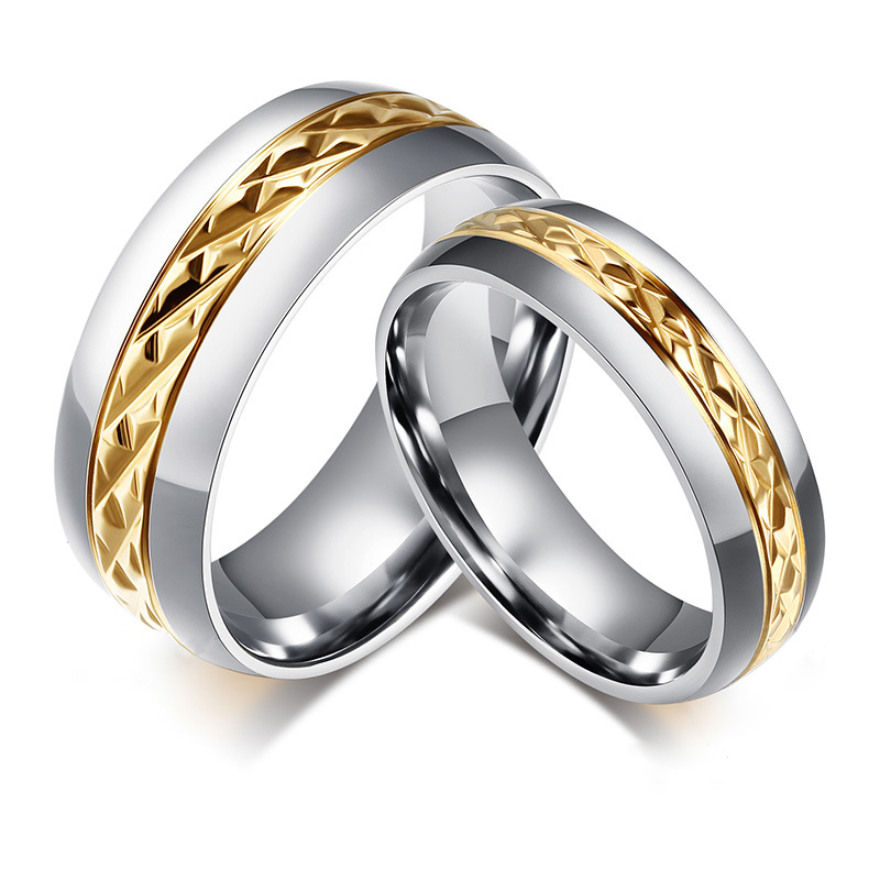 Unique Wedding Rings For Him And Her Matching Wedding