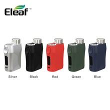 Original Eleaf iStick Pico X 75W Max Output TC Box MOD with 0.69-inch Screen & Wattage Recommending System No Battery Vape E-cig