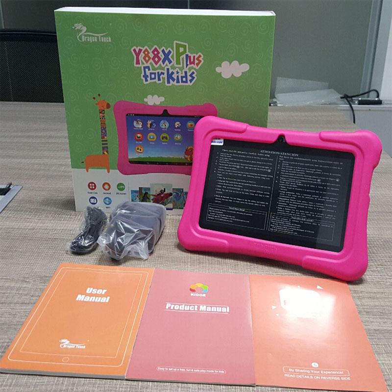 DragonTouch Y88X Plus 7 ιντσών Kids Tablet PC Quad Core Android - Υπολογιστής ταμπλέτα - Φωτογραφία 6