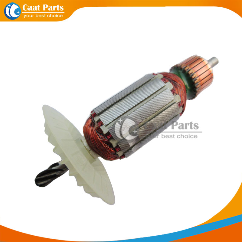 Free shipping!  AC 220V 6-Teeth Drive Shaft Electric Hammer Armature Rotor for HILTI TE1 (old model), High quality !Free shipping!  AC 220V 6-Teeth Drive Shaft Electric Hammer Armature Rotor for HILTI TE1 (old model), High quality !