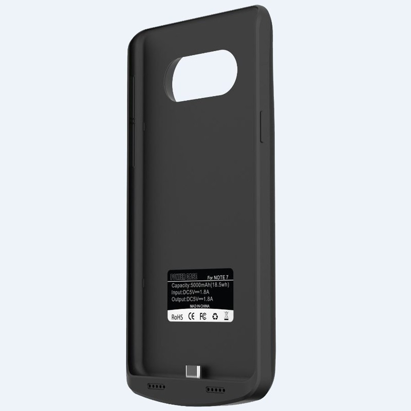5000mah power case for note 7 14