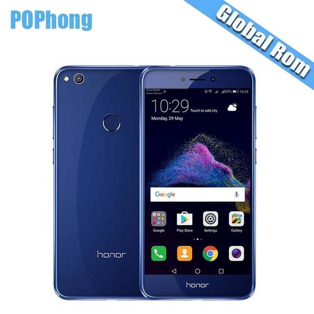 huawei 32gb. global rom huawei honor 8 lite 3gb ram 32gb mobile phone 5.2 inch 3000mah 12.0 32gb