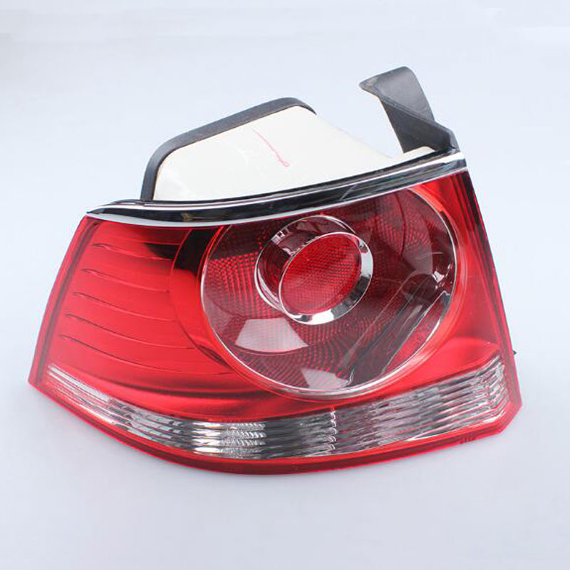 New Car Styling Left Right Rear Light Tail Lamp Taillight For 2006-2008 Volkswagen Passat Rear taillight assembly auto parts free shipping for skoda octavia sedan a5 2005 2006 2007 2008 right side rear lamp tail light