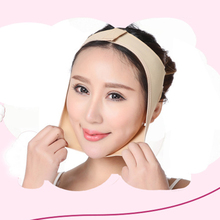 Thin Face Mask Double Chin Cheek Slimming Bandage Facial Thin Masseter Skin Care Lift Up Thin Face Bandage Belt Health Care Tool