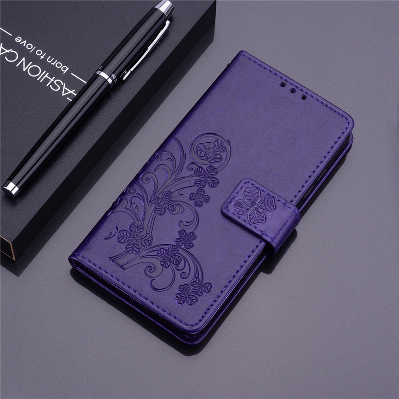 3D Leather Flip Case For Xiaomi Redmi Wallet Case