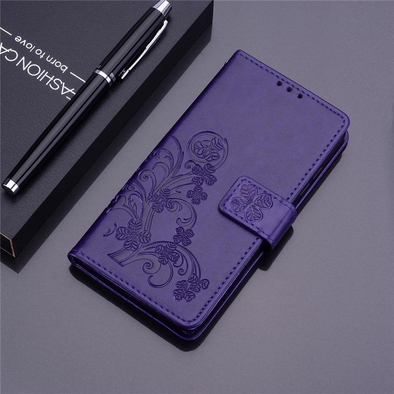 3D Leather Flip Case For Xiaomi Redmi Wallet Case