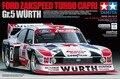 Tamiya 24329 1/24 Kit Ford Zakspeed Capri Turbo Gr.5 Wurth k. Ludwig de