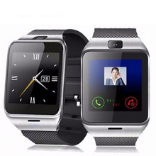 Bluetooth Smart Watch Aplus GV18 Support SIM Card GSM Waterpoof Wearable Device With Camera NFC For All Android IOS Phone