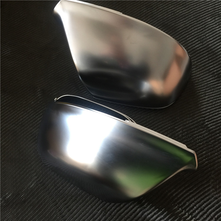 For Audi Q5 Q7 2006   2015 Chrome Rearview Mirror Shell-in Mirror & Covers from Automobiles & Motorcycles    1
