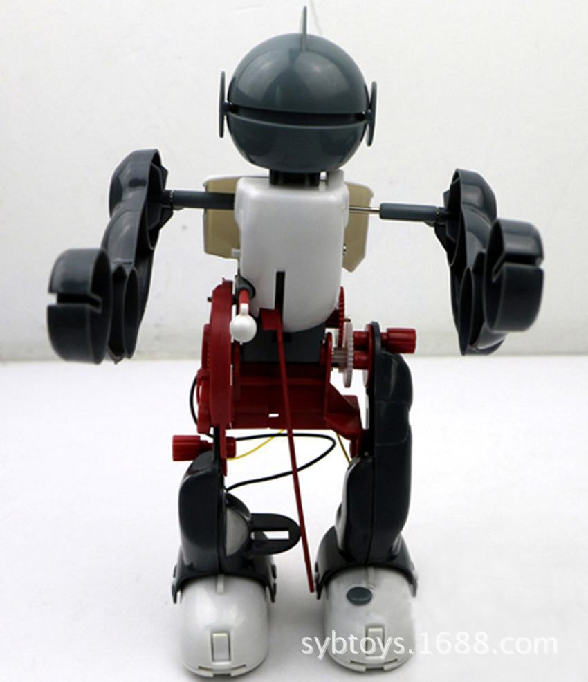 Science Physics Experiment Toy DIY Tumbling Robot Creative Puzzle Children's Toy physics education