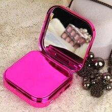 Nouveau 10000mAh maquillage miroir batterie dalimentation pour Xiaomi Redmi iPhone appauvrbank Portable Powerbank chargeur de téléphone batterie externe