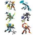 Guardiões da Selva Bionicle Blocos de Construção de Brinquedos Brinquedo do Menino Do Bebê Aprendizagem Precoce Blocos de Plástico para Crianças Presente de Natal Black Friday