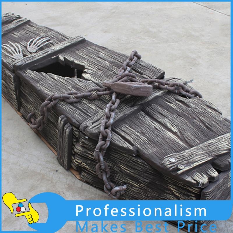 aliexpress com buy hot sale coffin trinket box halloween coffin coffin halloween decorations