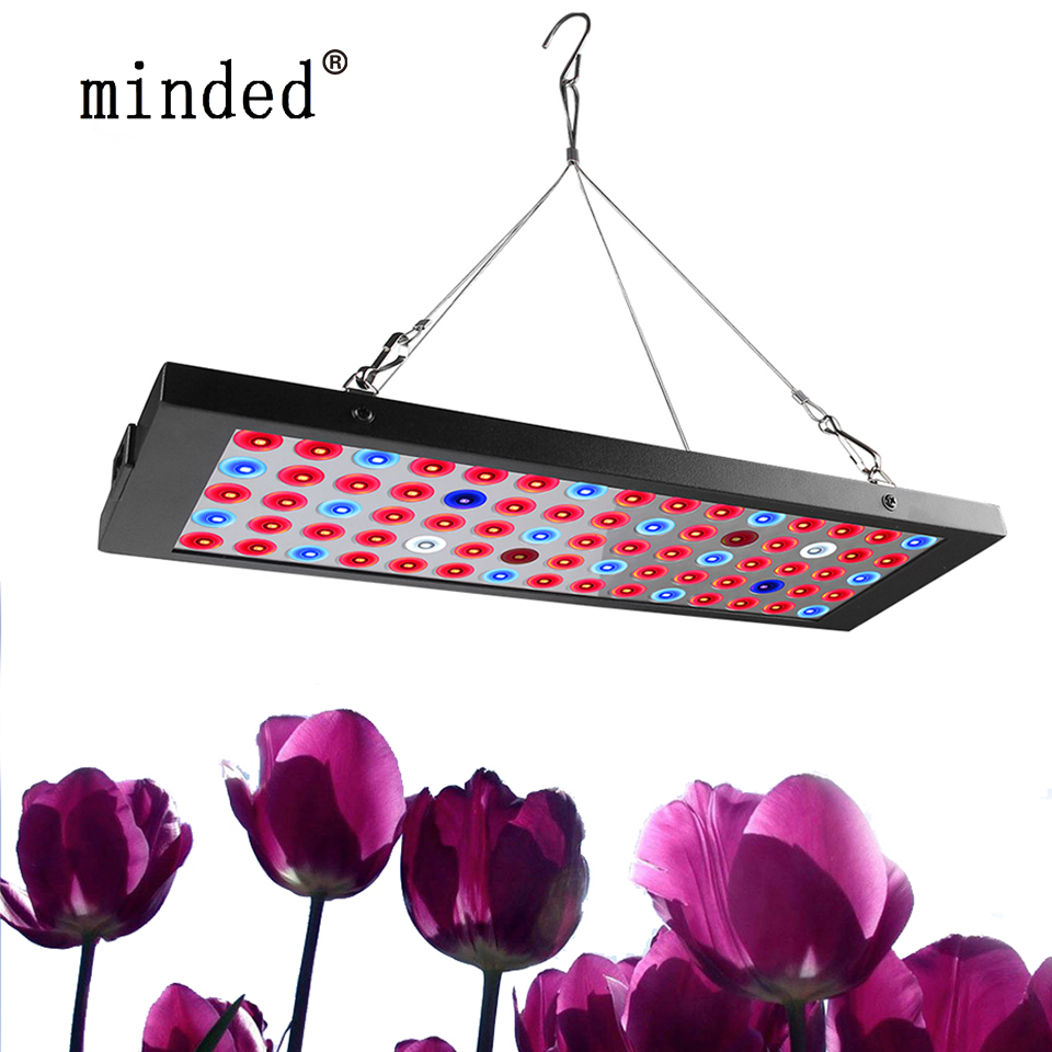 15W Full Spectrum Aluminum LED Grow Light Panel AC85~265V Greenhouse Hydroponics Led Grow Lamp for Indoor Plant Flowering Growth 216w ufo led grow light 72x3w full spectrum ac85 265v hydroponics plant lamp ideal all phases of plant growth and flowering bj