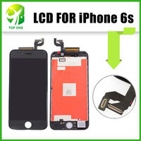 5pcs Hot sale for iPhone 6s LCD Display touch Screen Assembly With Digitizer Glass No Dead Pixel by DHL